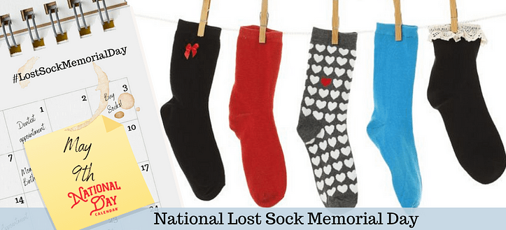 Graphic NATIONAL-LOST-SOCK MEMORIAL-DAY May 9