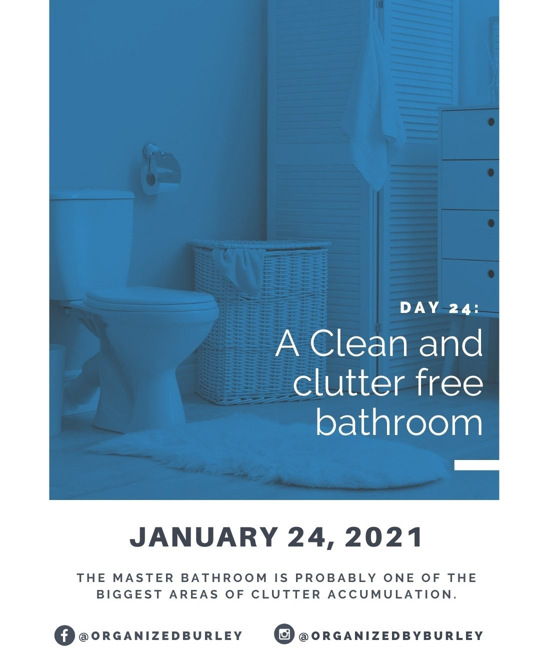 A clean and clutter free Bathroom