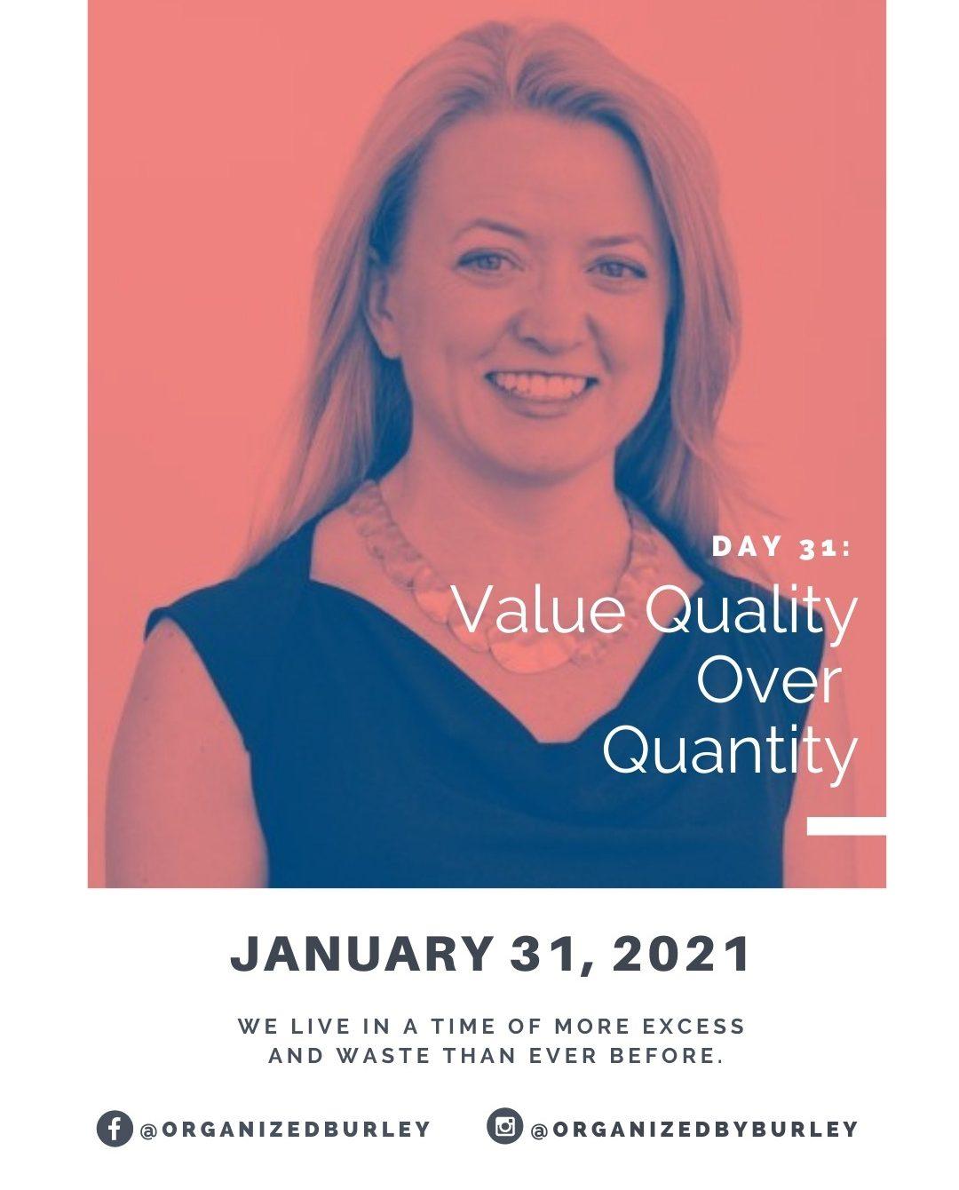 Katy Burley Professional organizer